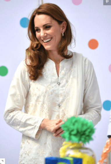 Kate Middleton - Pakistan Birthday Party
