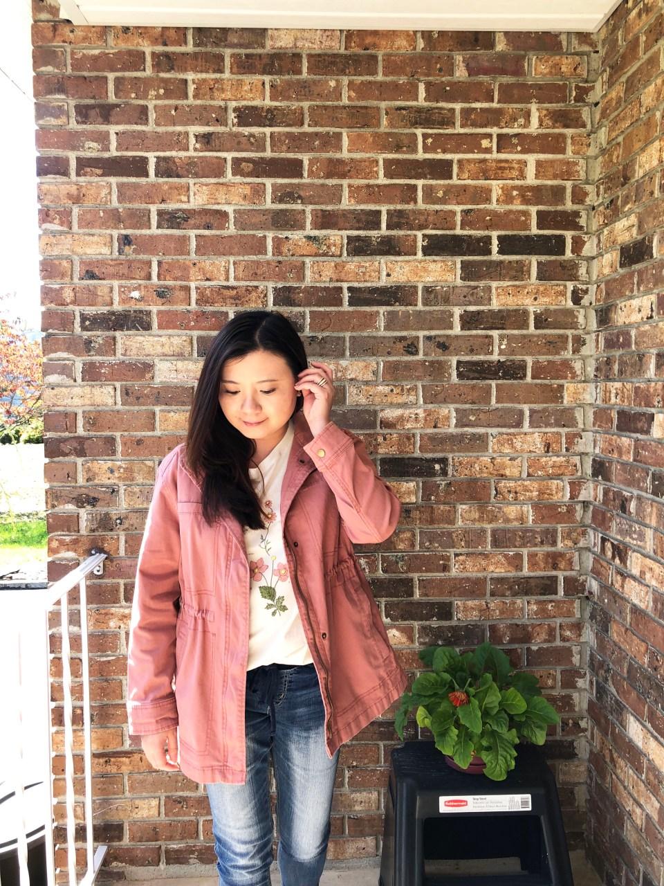 Rose Utility Jacket 5