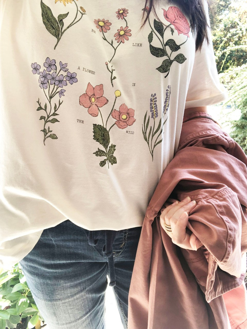 Vintage Blooms Tee 11
