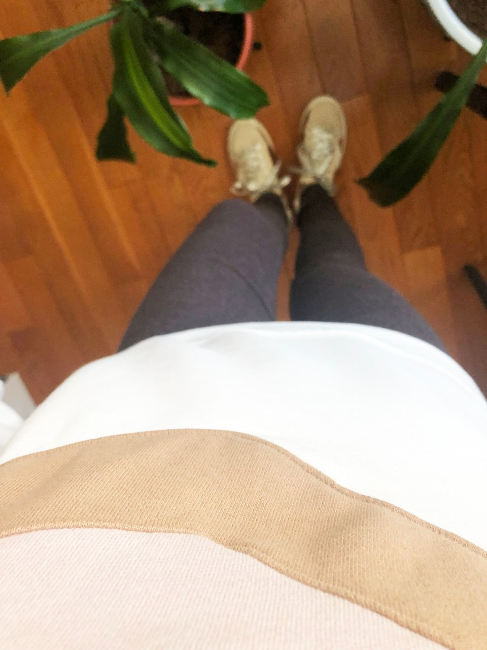 Chevron Colorblock Sweatshirt 19