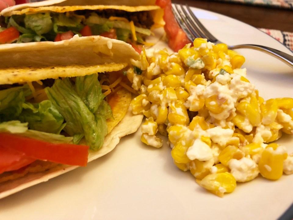 Mexican Street Corn Salad 13