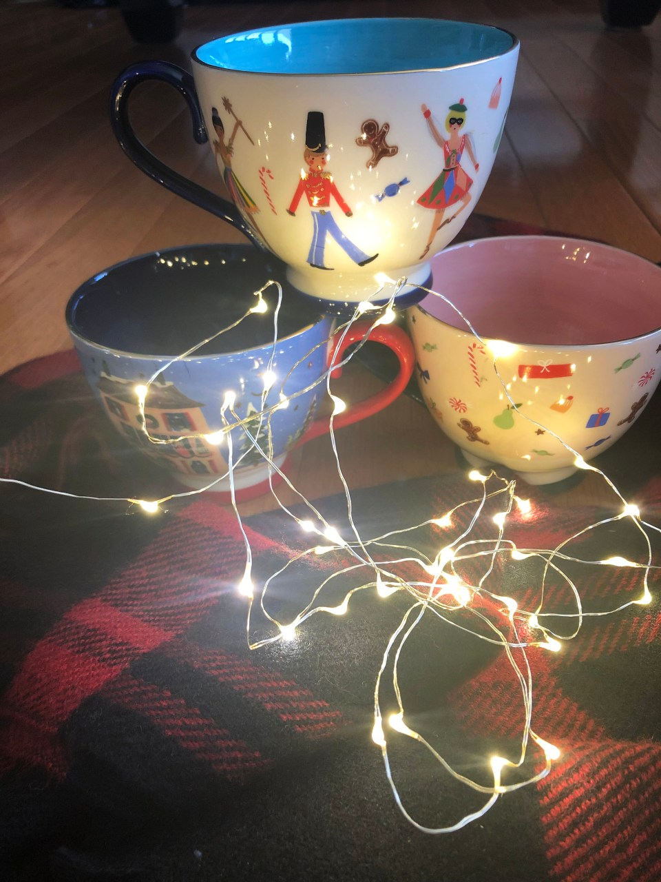 Nutcracker Christmas Mugs 3