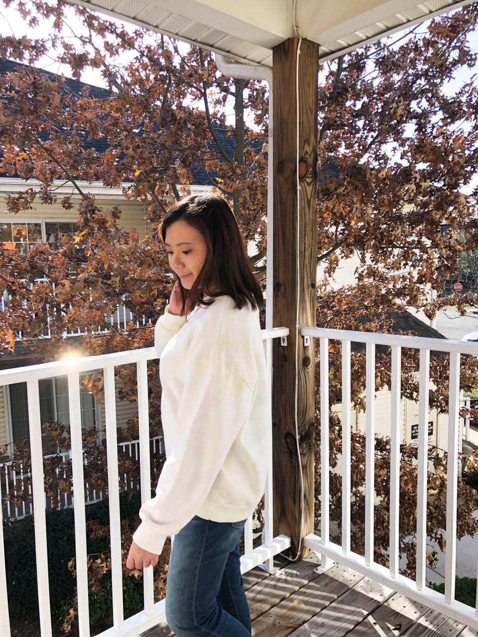 Tie Dye Sweatshirt 7