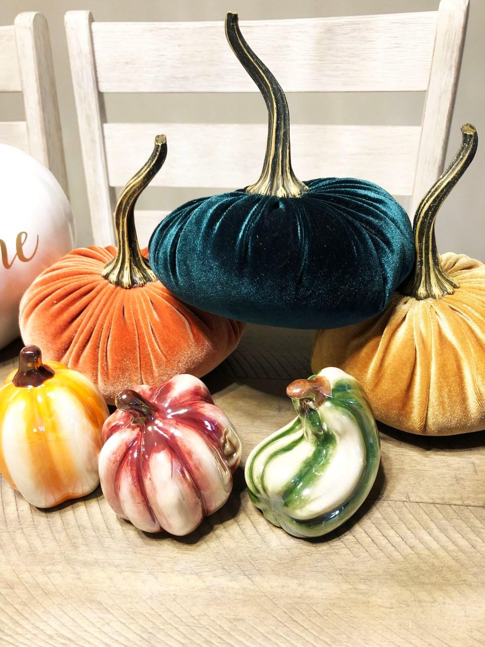 Velvet Pumpkins 2