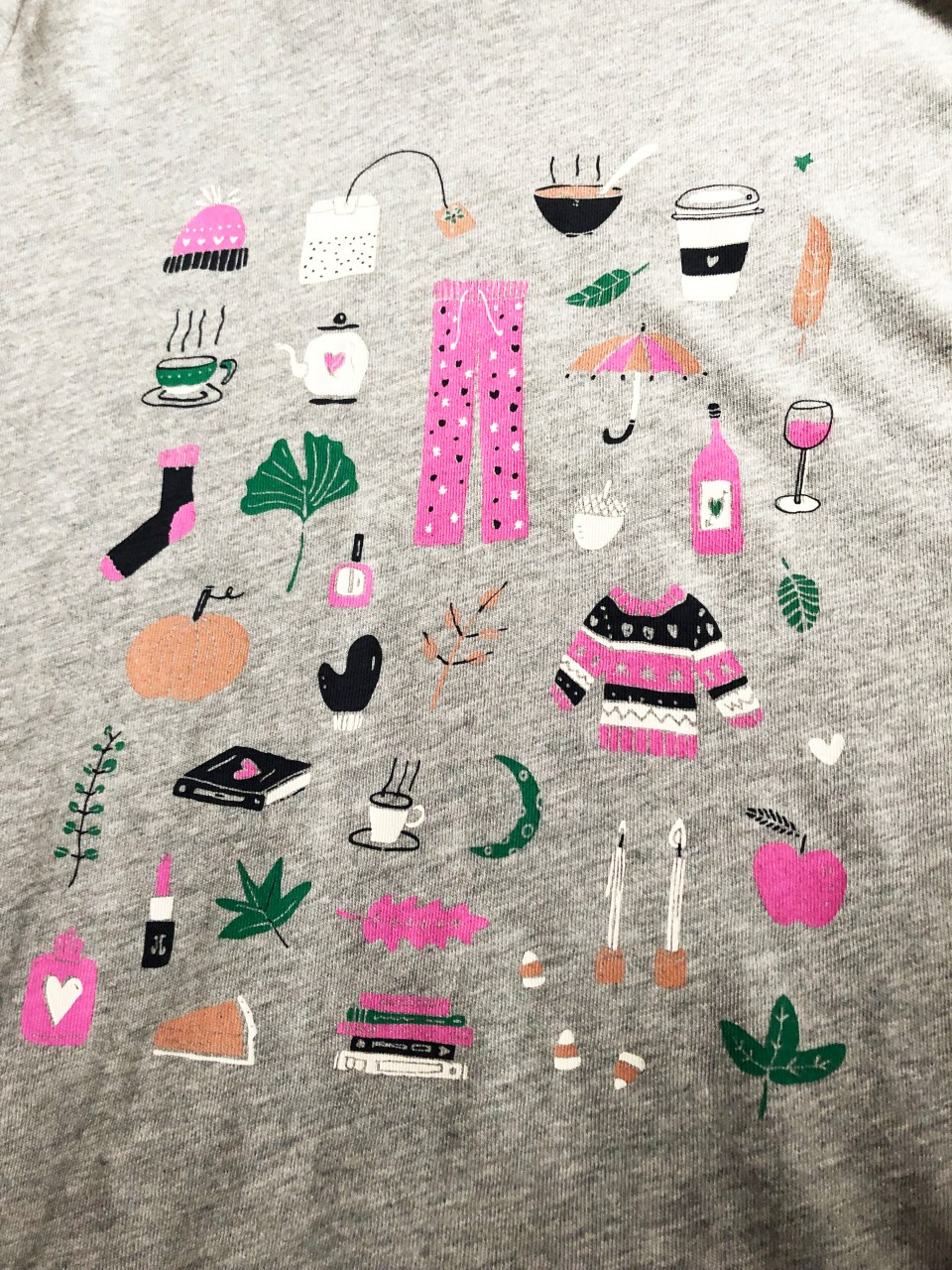 Cozy Graphic Tee