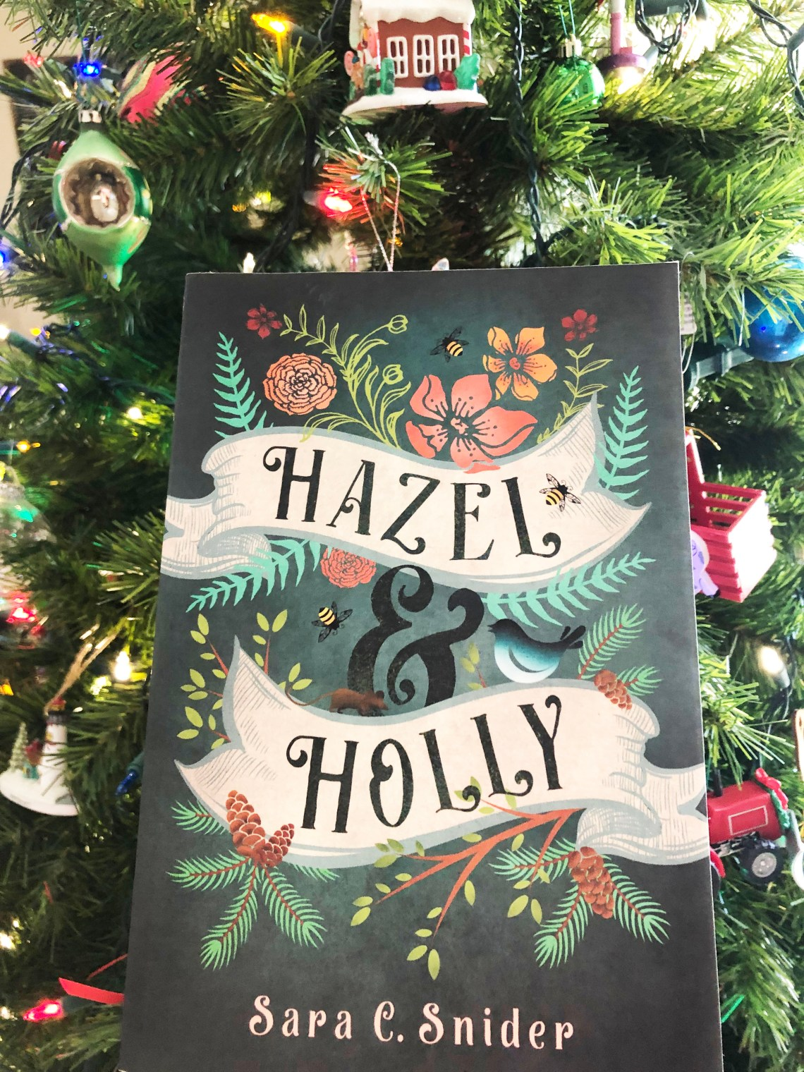 Hazel & Holly