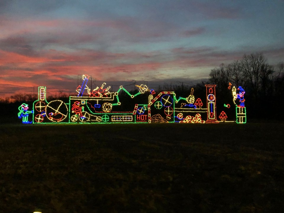 Hershey Sweet Lights 2