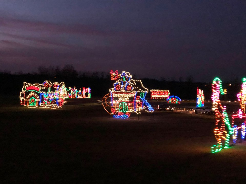 Hershey Sweet Lights 3
