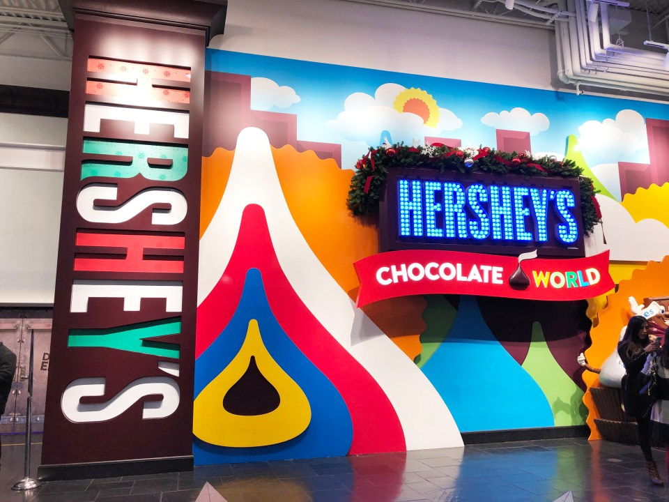 Hershey's Chocolate World 1
