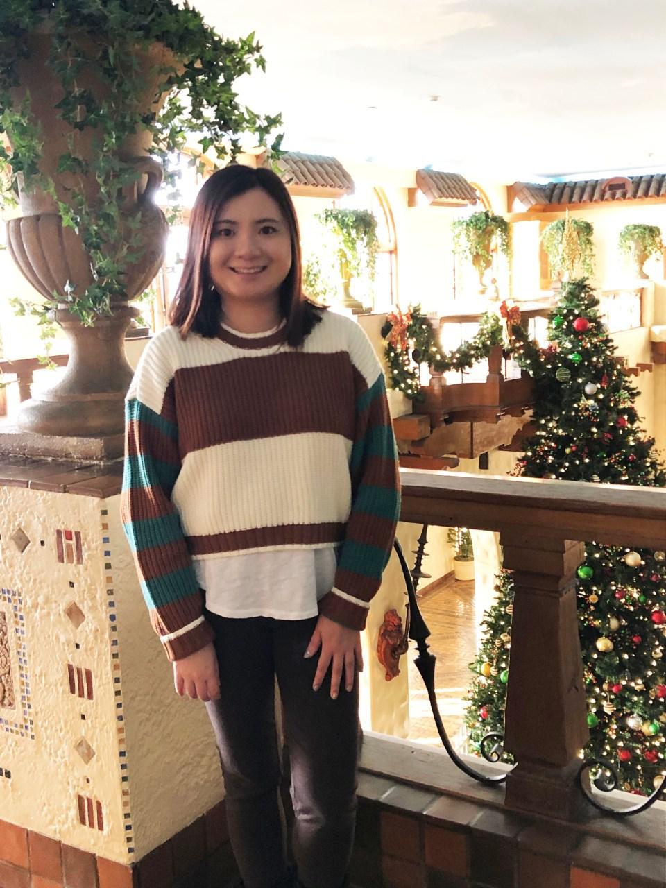 Mixed Stripe Boxy Sweater 10