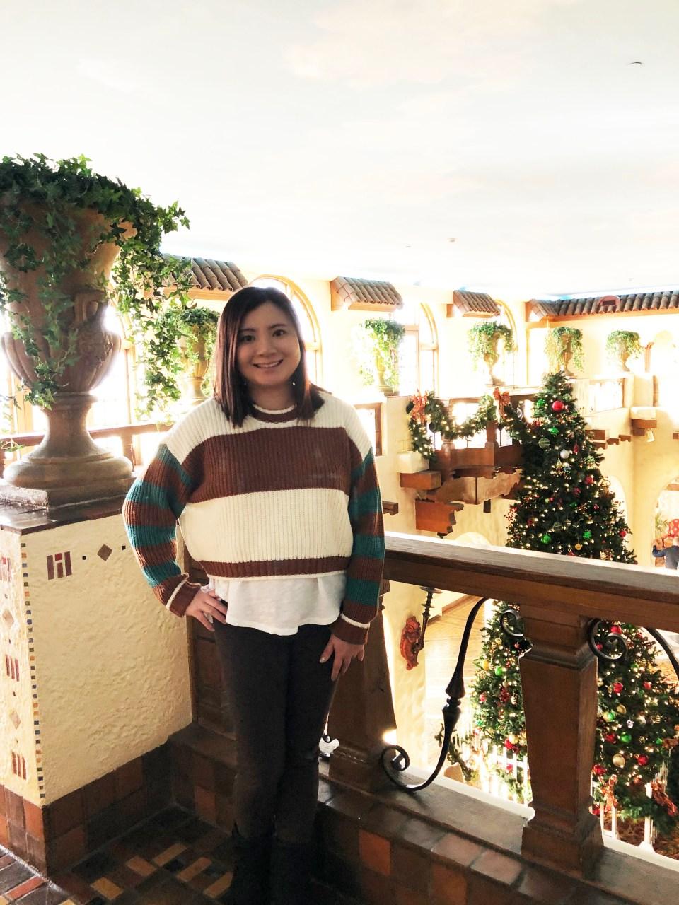 Mixed Stripe Boxy Sweater 2