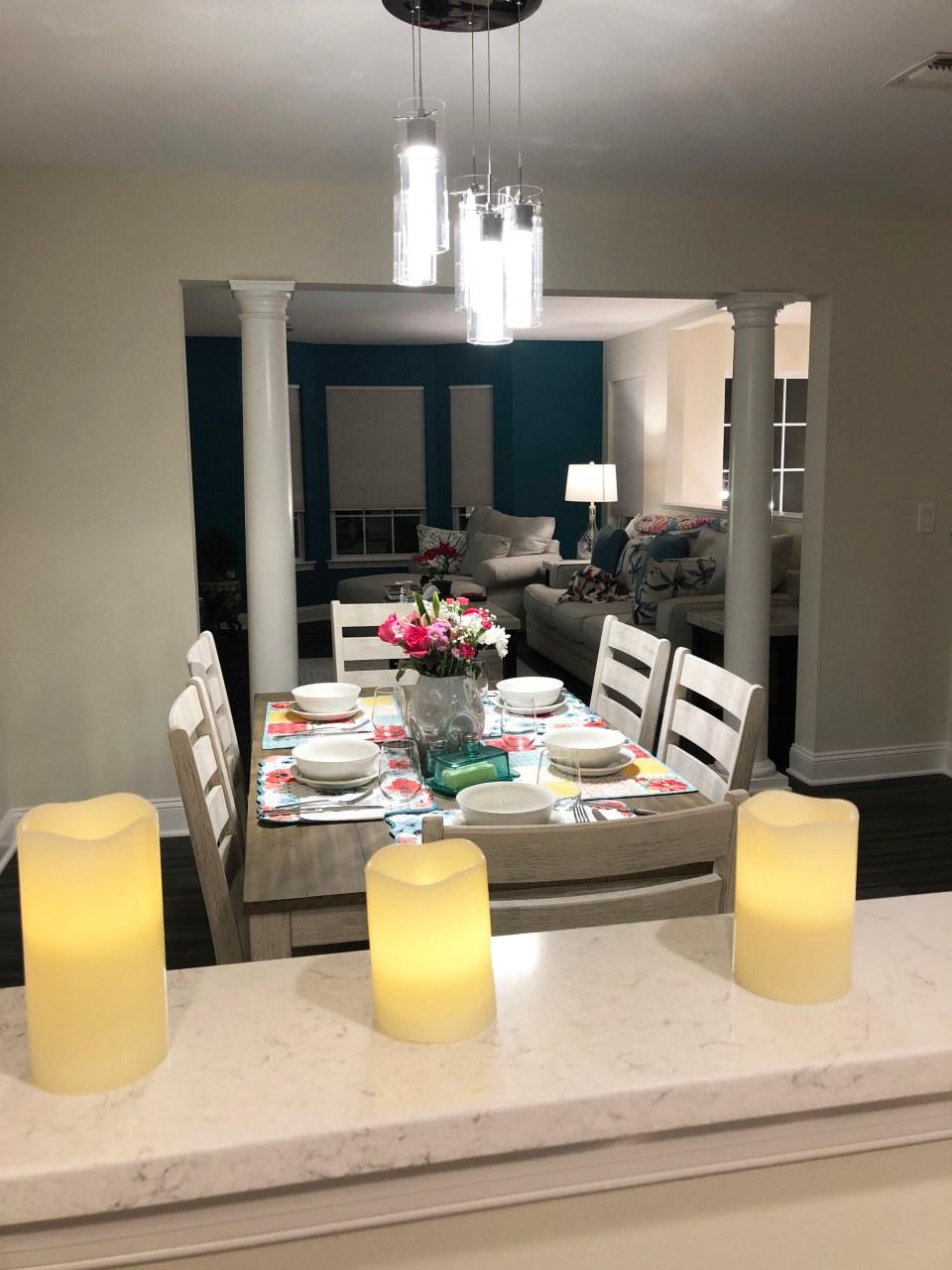 Dining Room Update 15