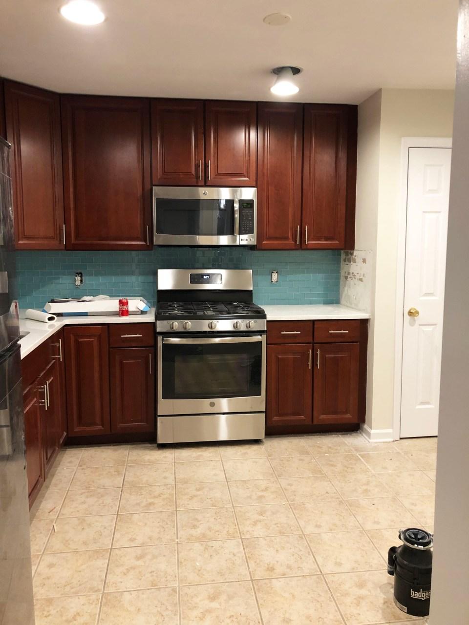 Kitchen Renovation 18