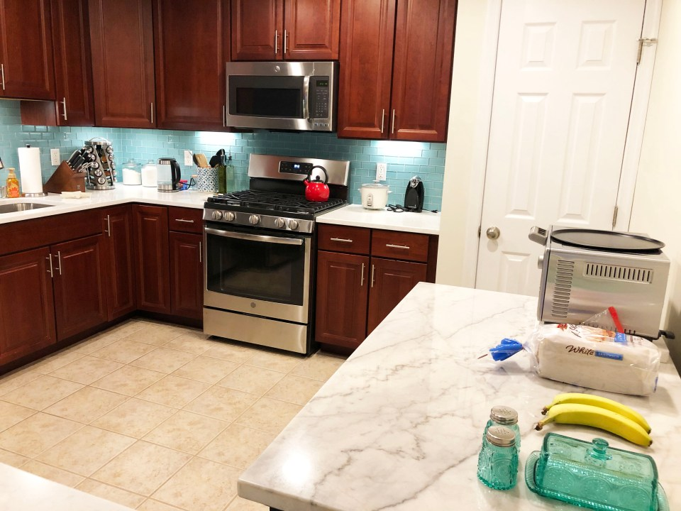 Kitchen Renovation 35