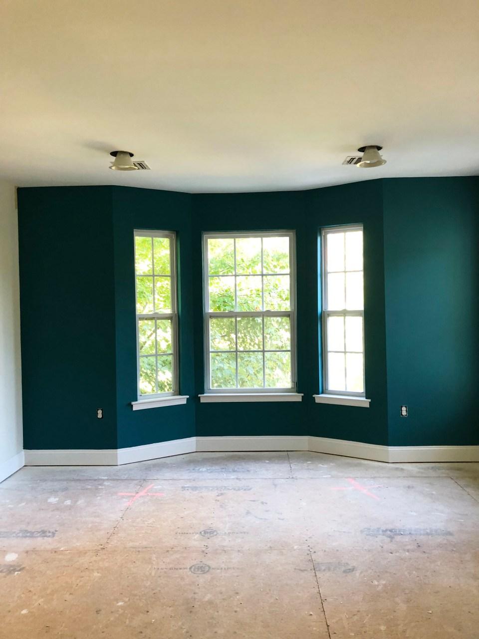 Living Room Update 1