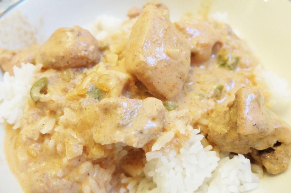 Slow Cooker Butter Chicken 12