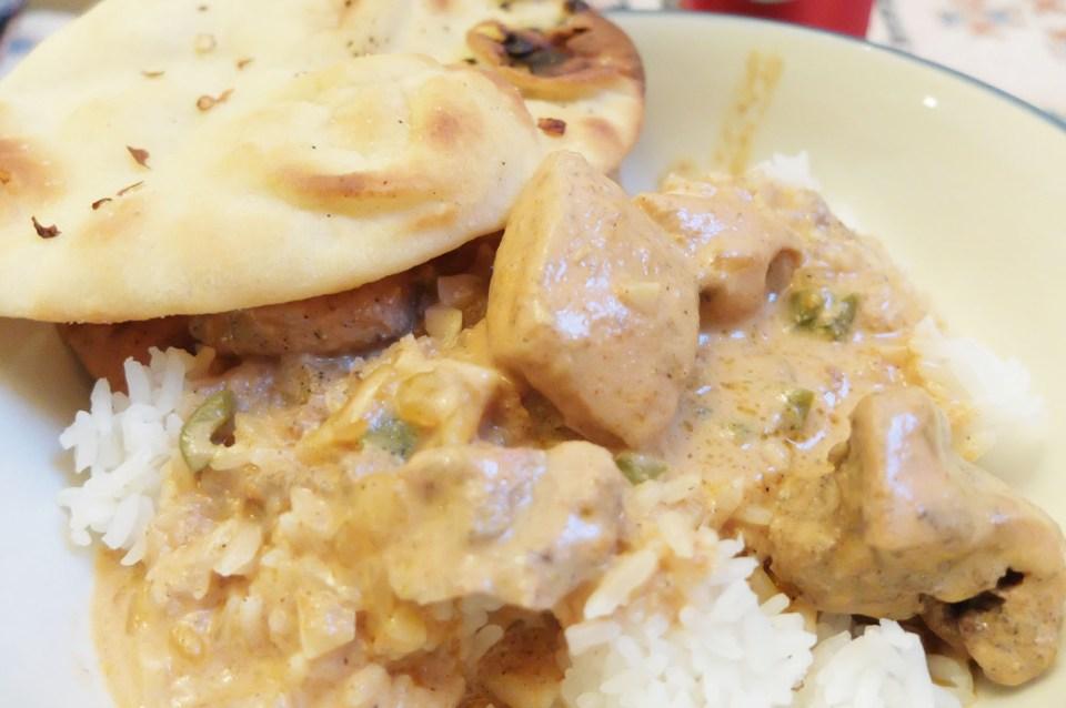 Slow Cooker Butter Chicken 14