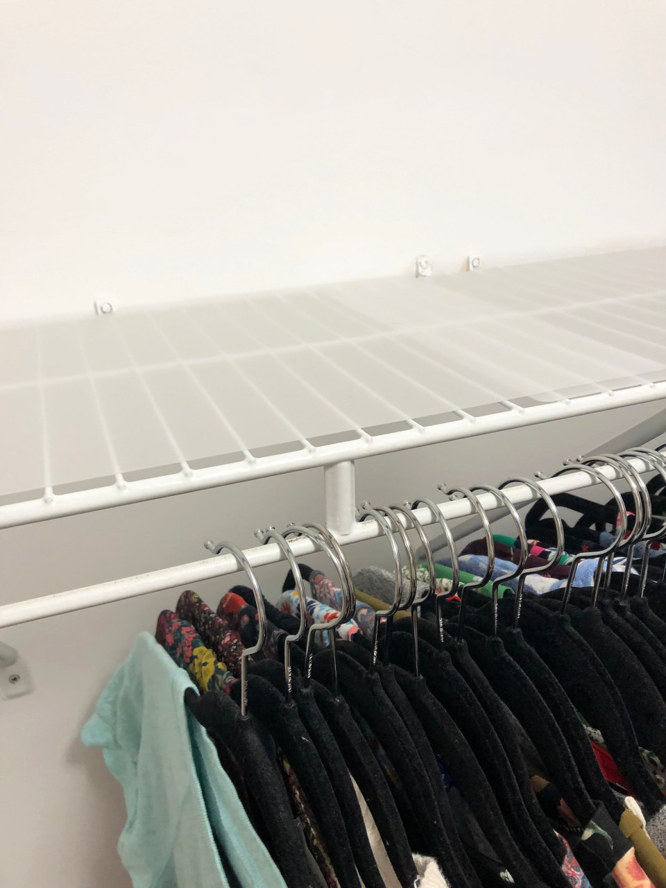 Walk-In Closet Renovation 14