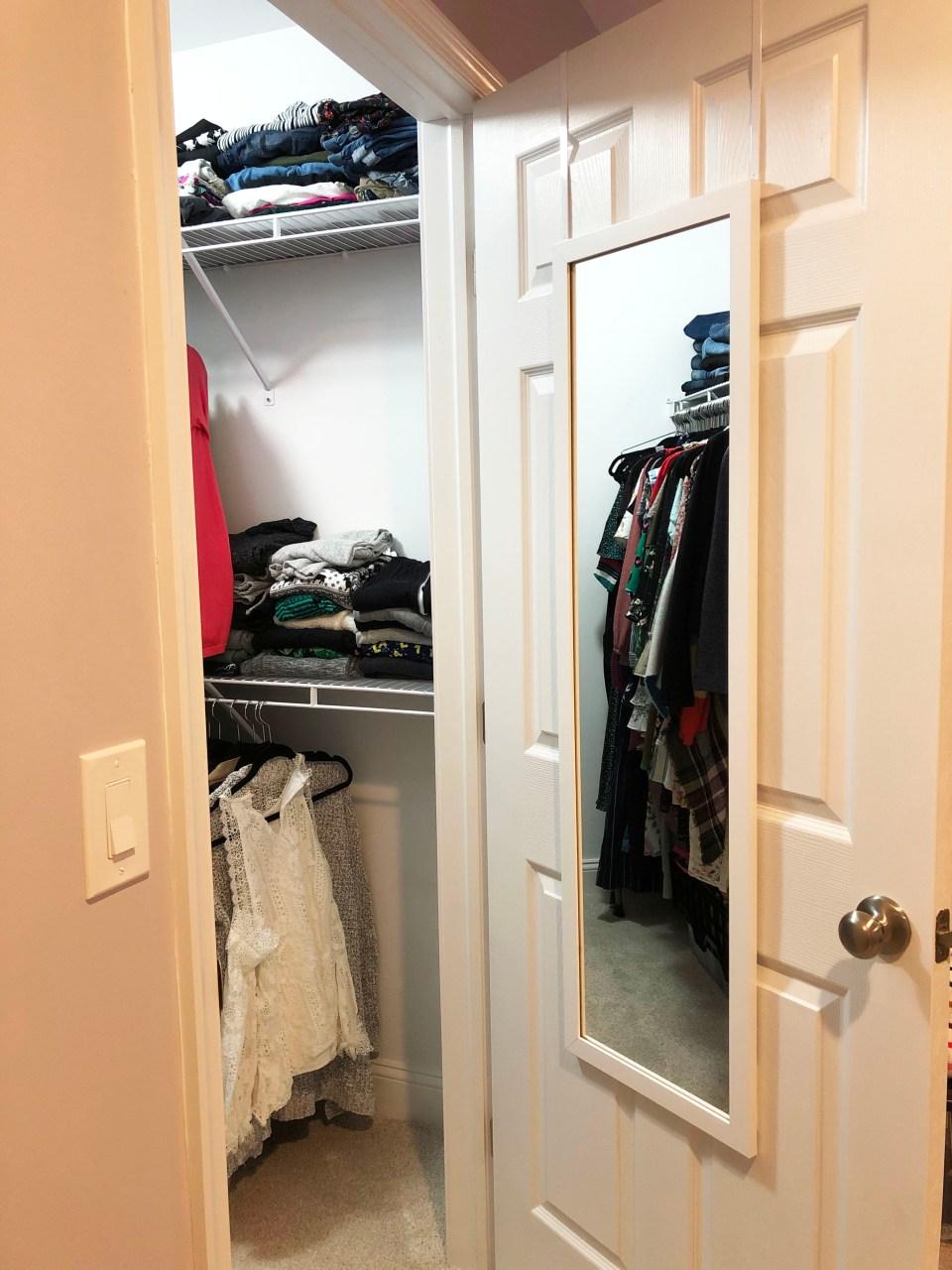 Walk-In Closet Renovation 23