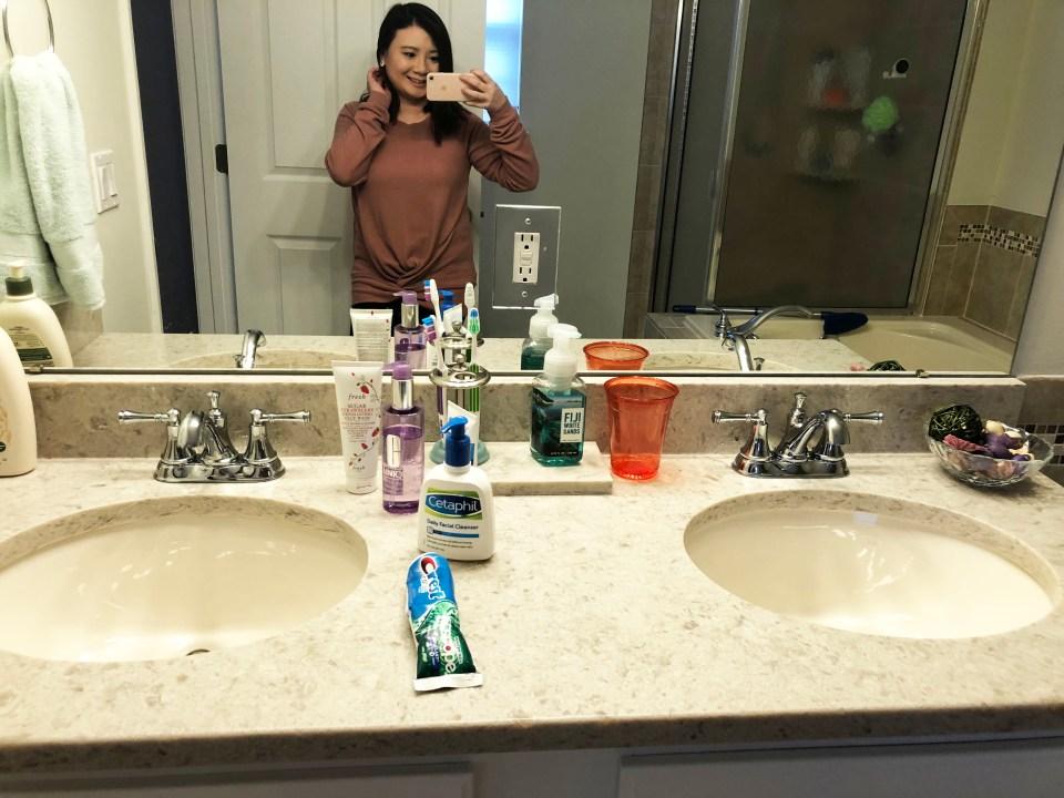 Bathroom Update 1