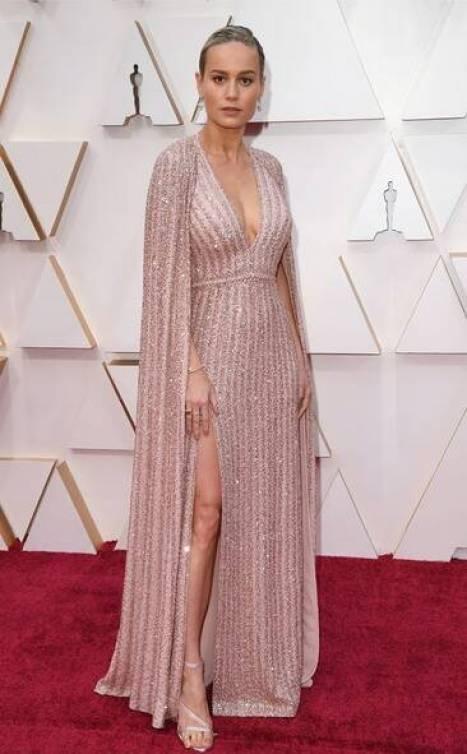 Brie Larson - Oscars 2020