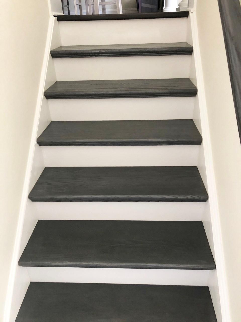 Foyer - Stairs Update 24