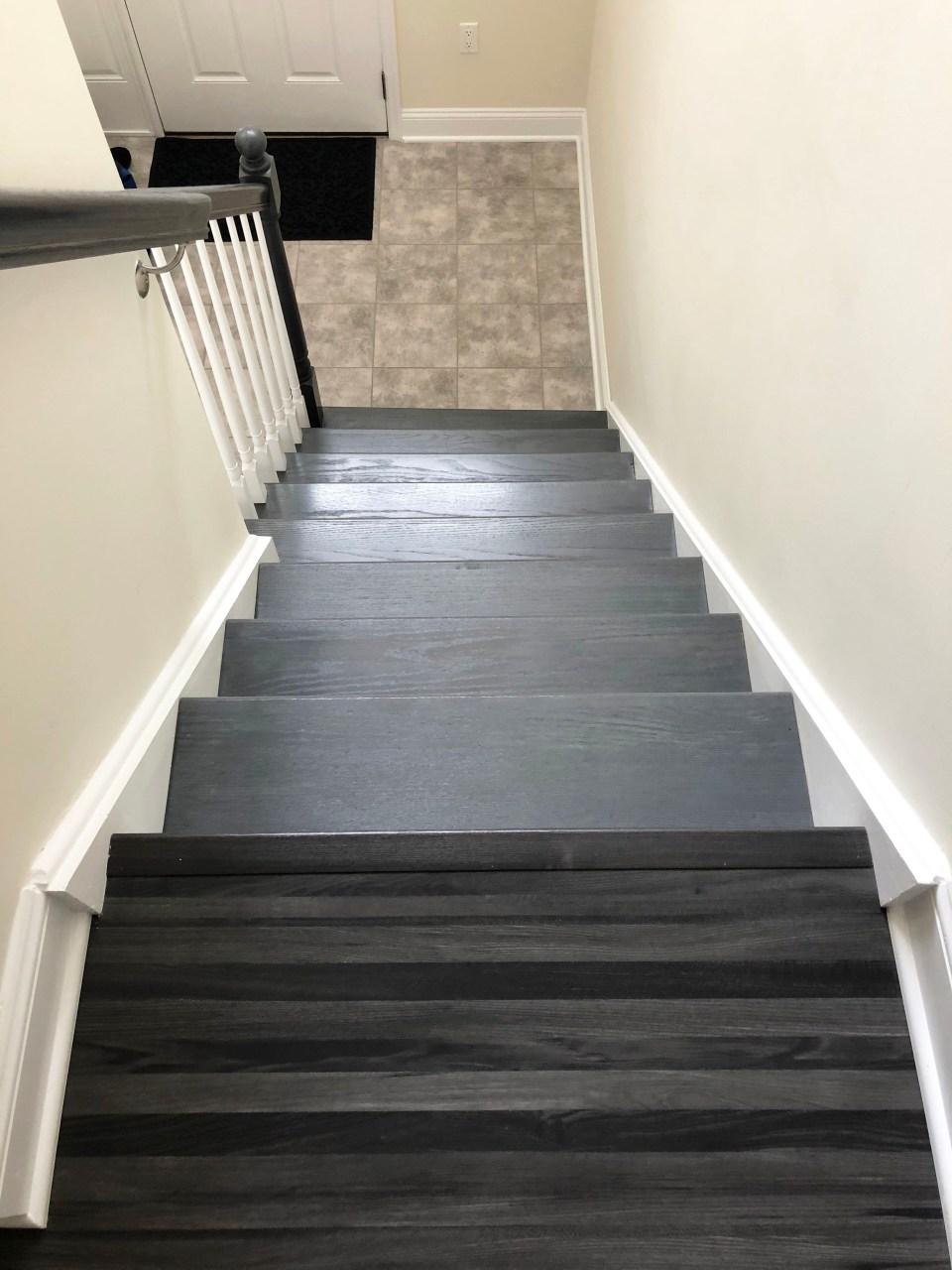 Foyer - Stairs Update 25