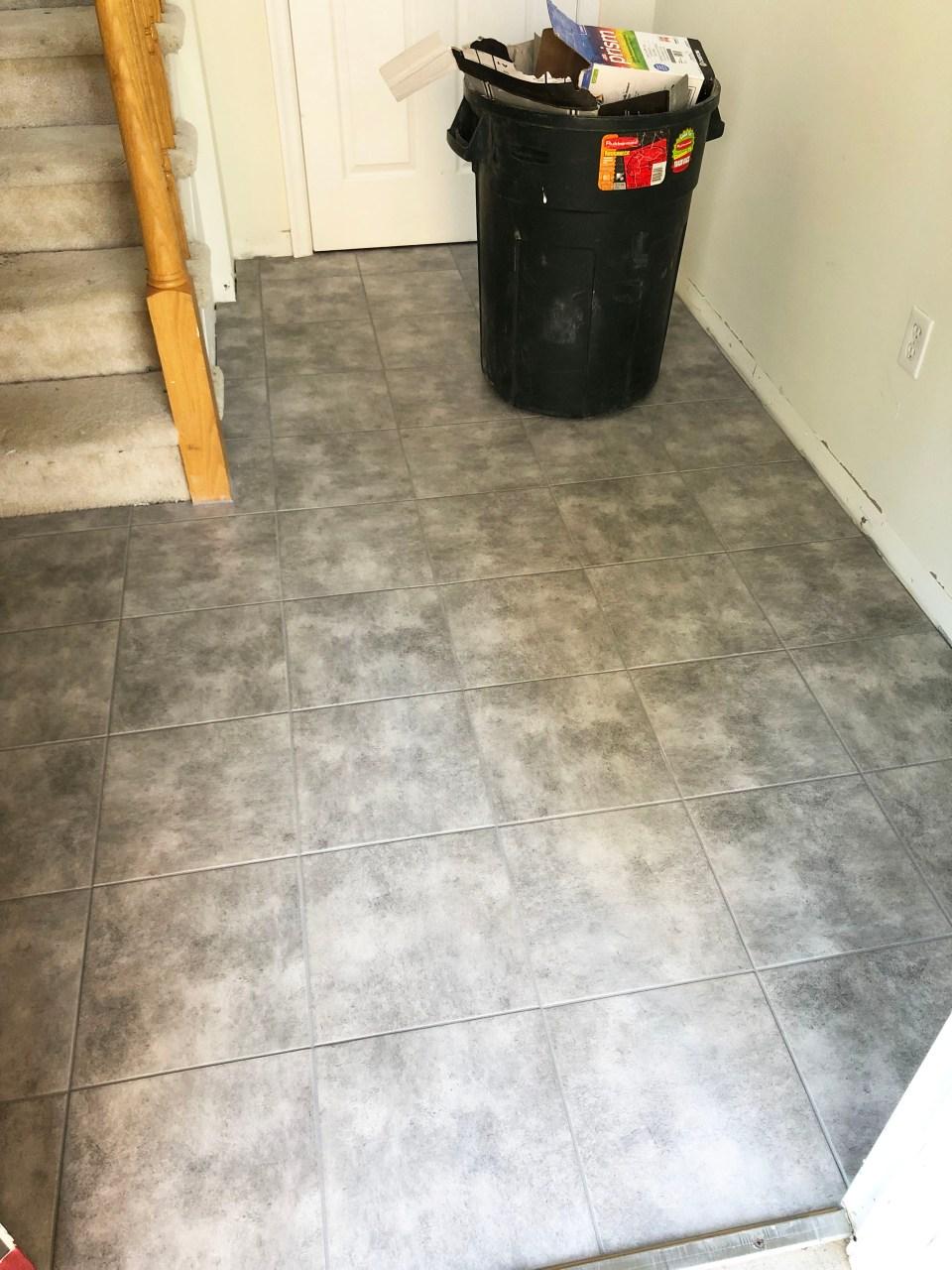 Foyer - Stairs Update 9
