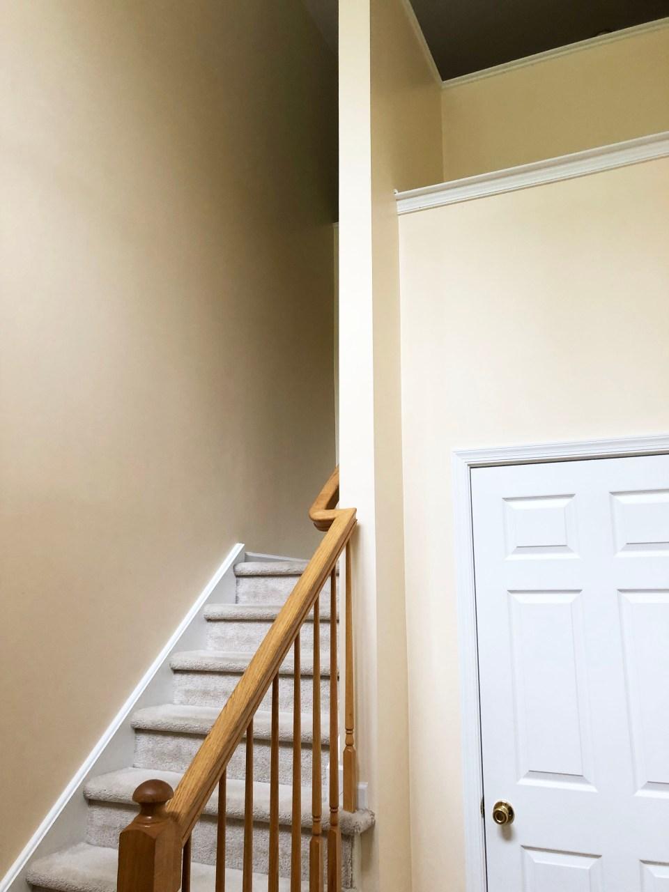 Foyer - Stairs Update