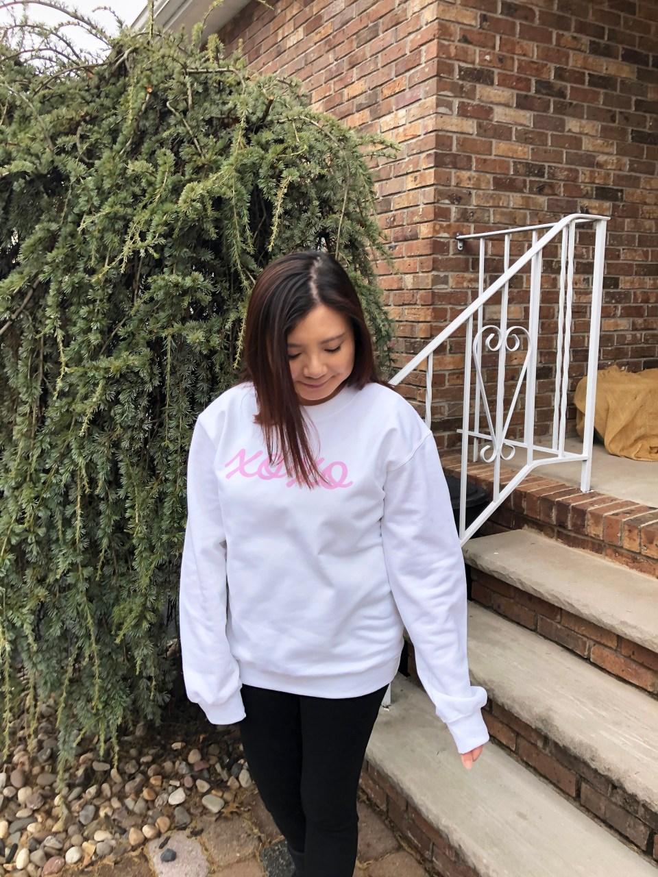 xoxo sweatshirt 11