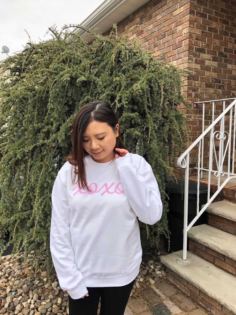 xoxo sweatshirt 4
