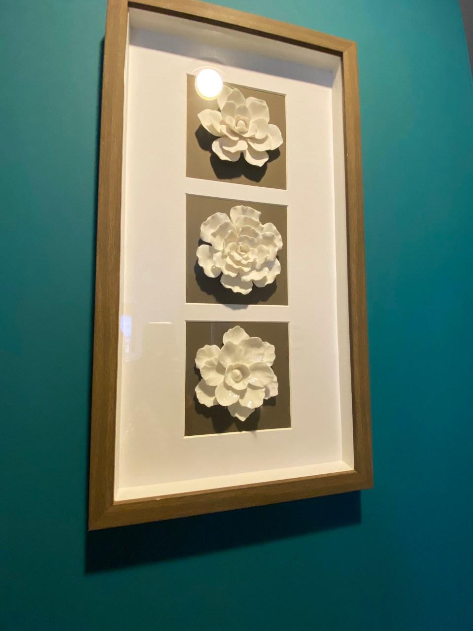 3D Flower Art 1