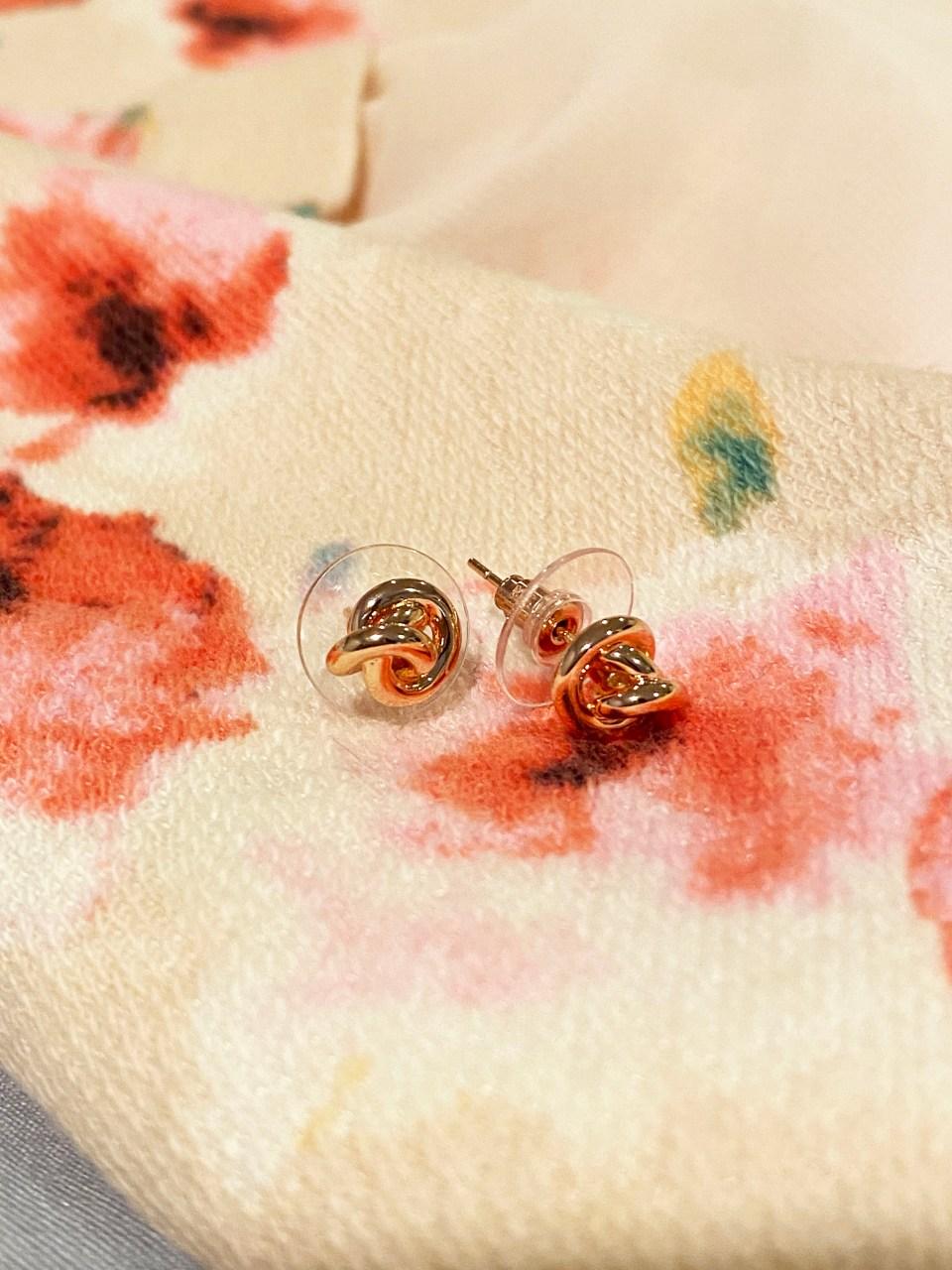 Love Knot Earrings 2