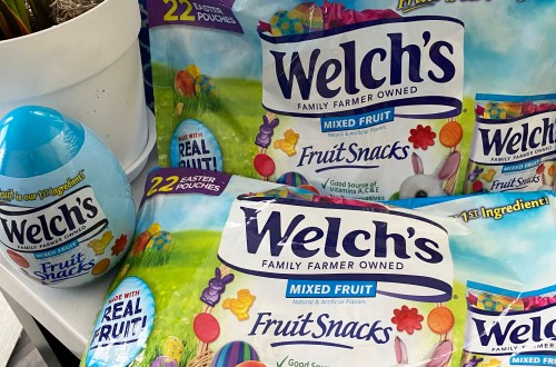 Welch's Easter Fruit Snacks