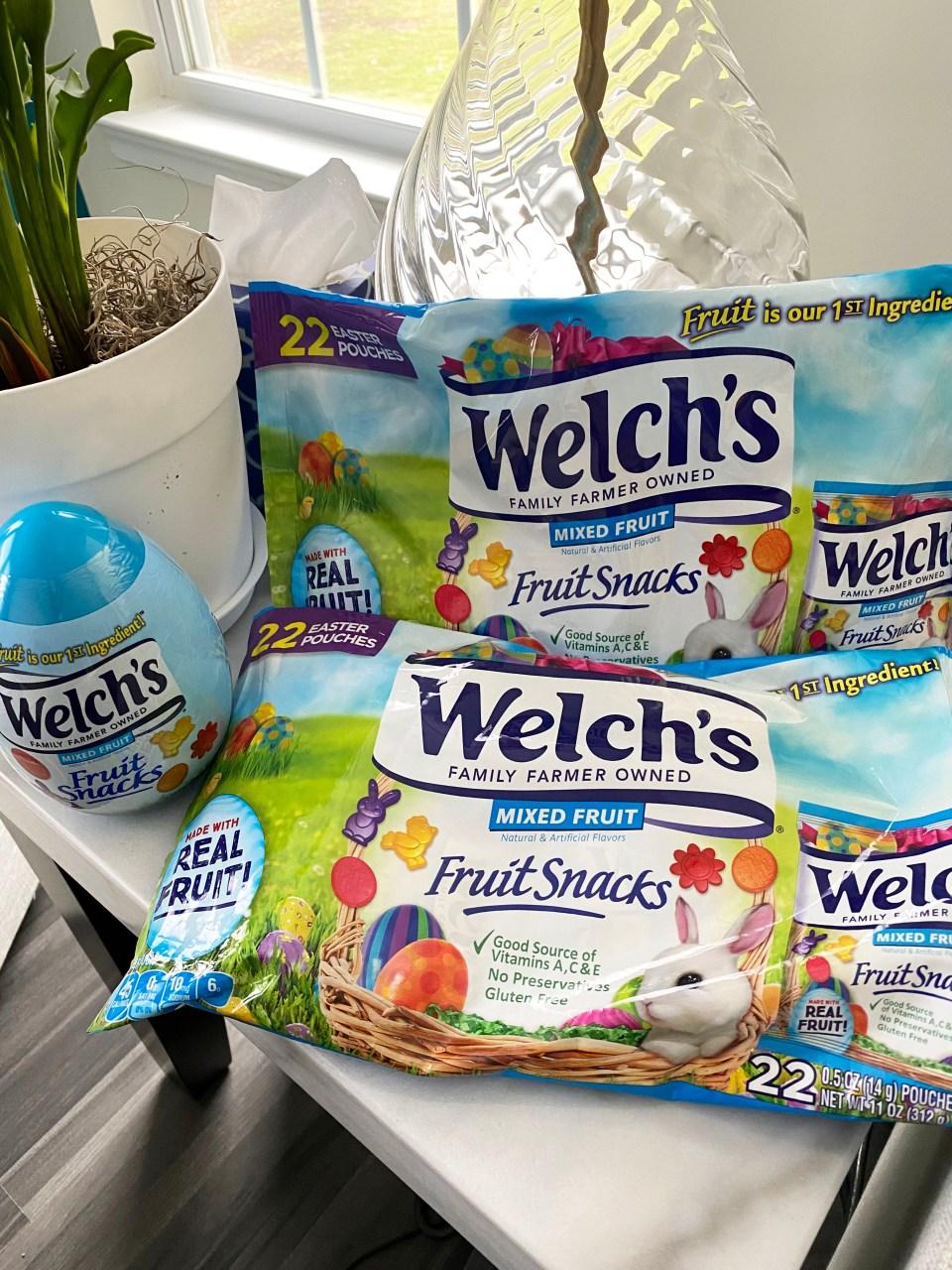 Welch's Easter Fruit Snacks 1