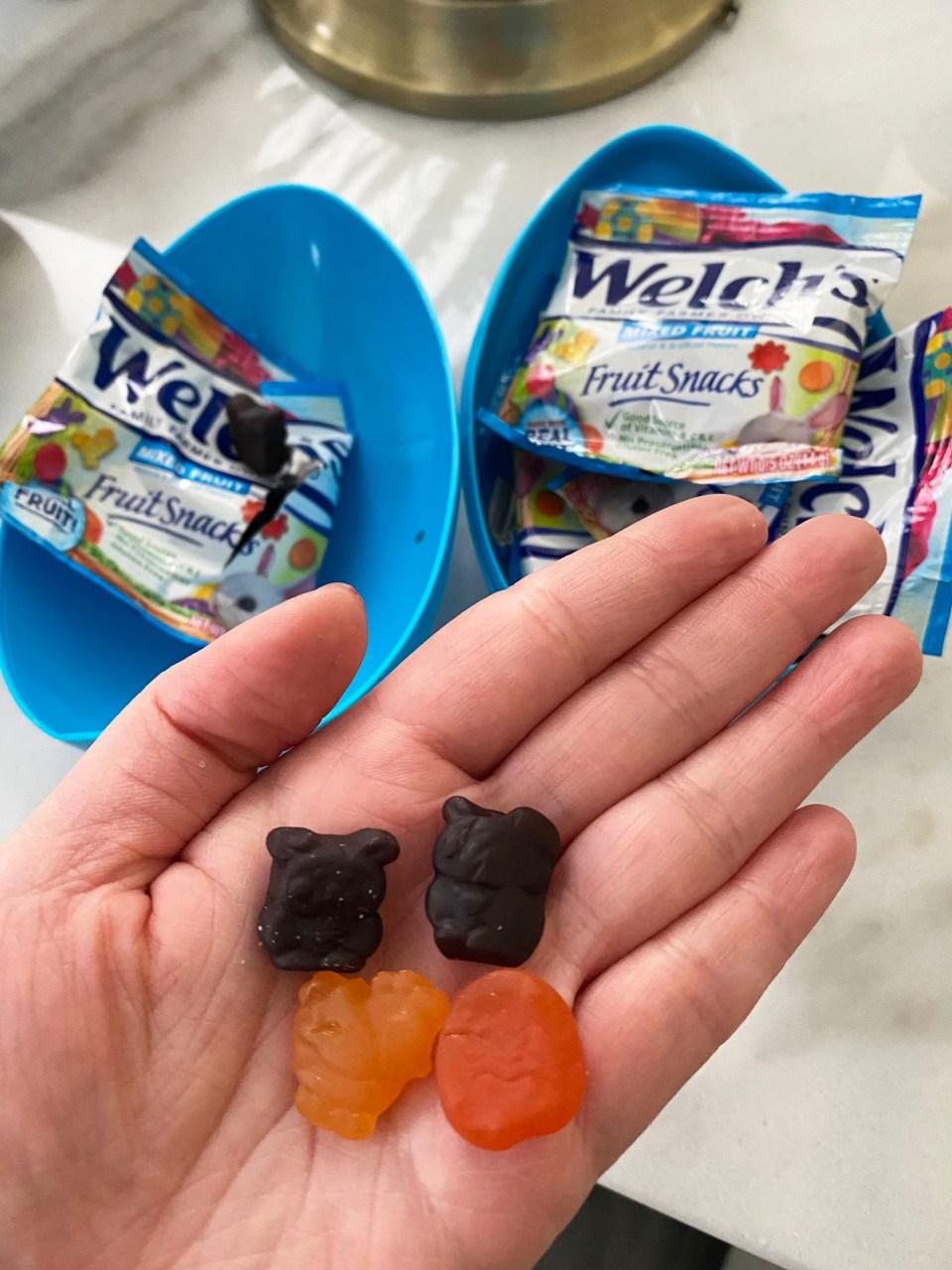 Welch's Easter Fruit Snacks 2
