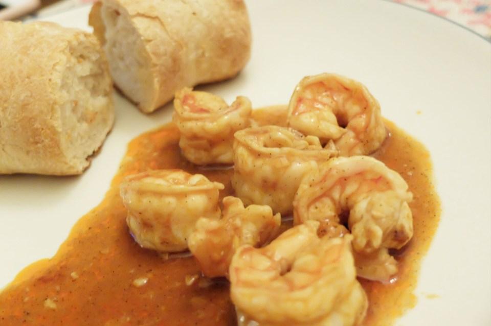 New Orleans BBQ Shrimp 9