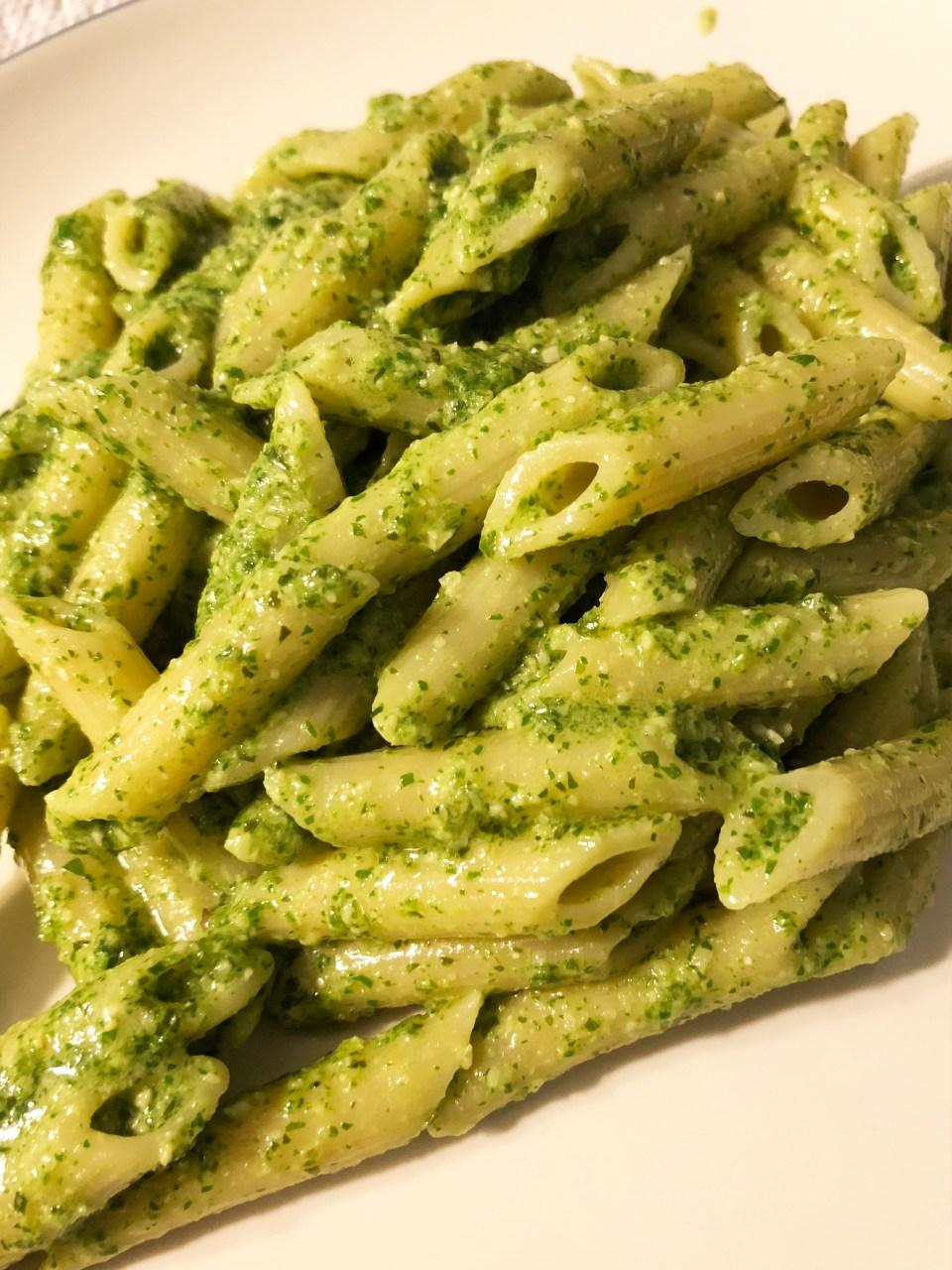 Arugula & Basil Pesto 14