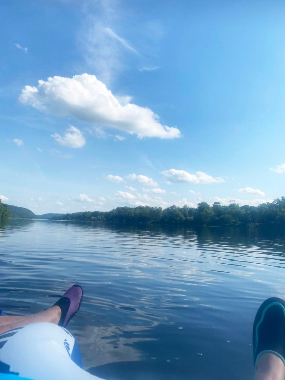 Delaware River Tubing 3