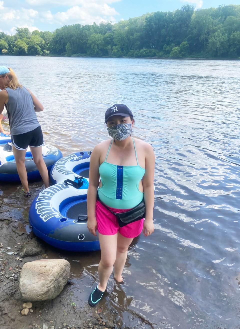 Delaware River Tubing 5