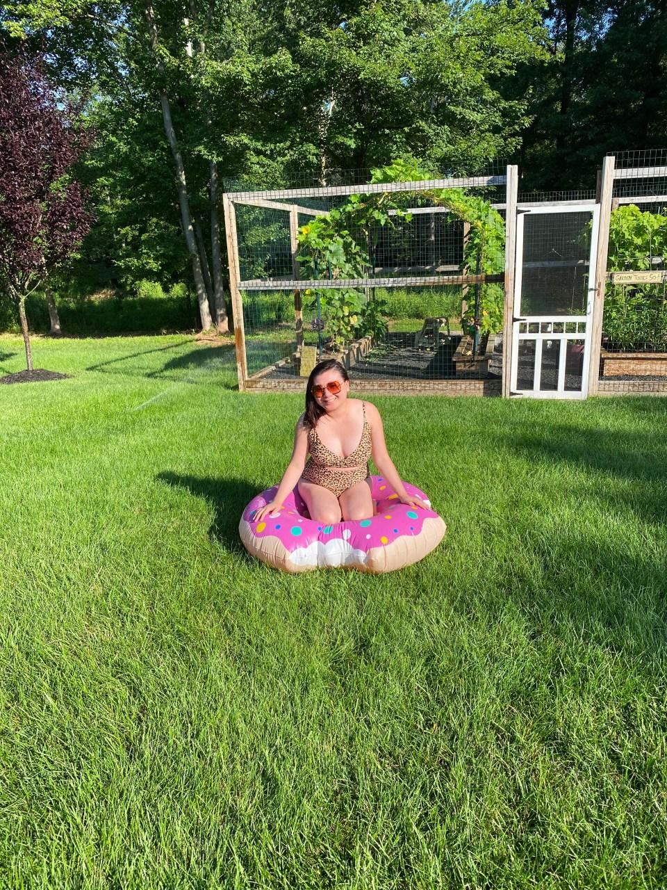 Donut Pool Tube