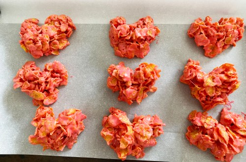 Heart-Cornflake-Treats