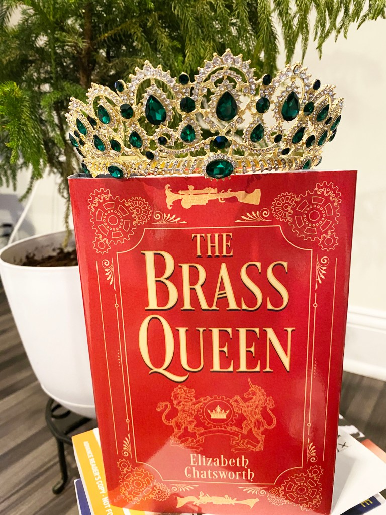 The-Brass-Queen-Unboxing