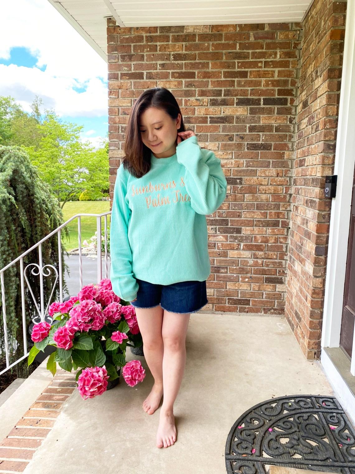 Sunburns-Palm-Trees-Corded-Sweatshirt