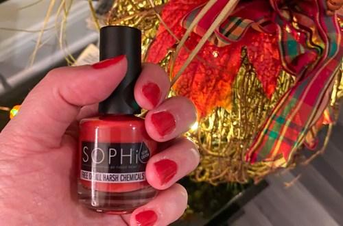 SOPHi-Nail-Polish