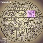Facsimile 2 Figure 6 Sons of Horus Amhet, Hapy, Tioumautew and Kebhsoniw