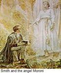 Joseph and Moroni