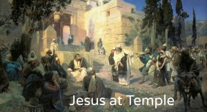 2014 Jesus at temple with Pharisees John 8 Vasily Polenov