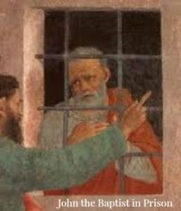 2014 John the Baptist in Prison