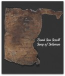 Song of Solomon Dead Sea Scroll